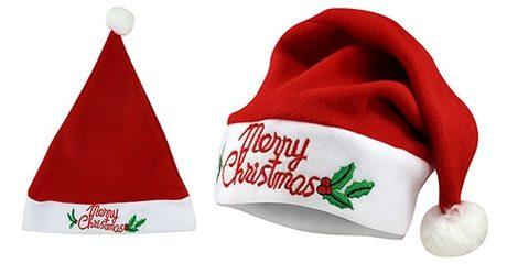 Merry Christmas Caps