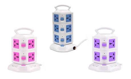 Multi Socket With USB