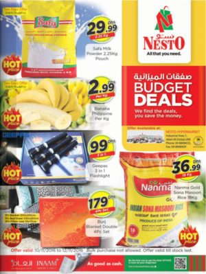 Nesto Hot Price Deals