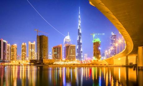 Dubai Creek Dhow Cruise