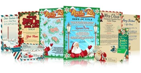 North Pole Land Package
