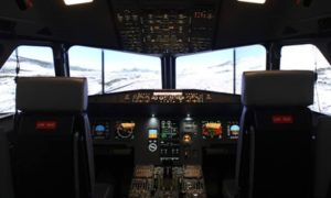A320 Flying Simulator Experience