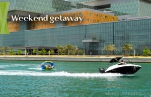 Beach Rotana Weekend Getaway Offers