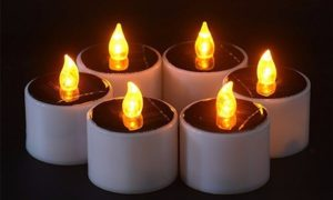 Solar LED Table Candles