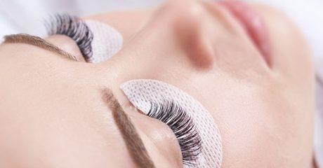 3D or Silk Eyelash Extensions