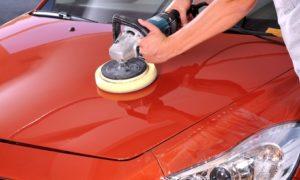 Car interior detailing and body polish