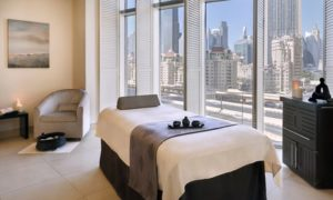The Address Dubai Mall Pool