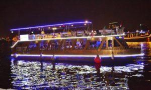 Glass Boat Dinner Cruise
