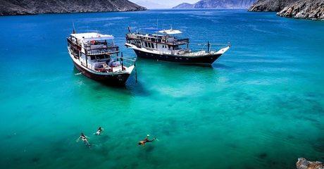 Oman Musandam Dibba Full Day Trip