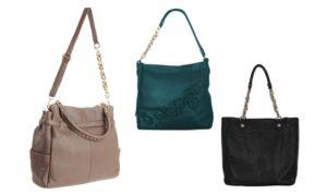 Elliot Luca Leather Tote Bag