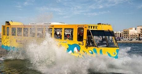 Wonder Bus Tour of Dubai