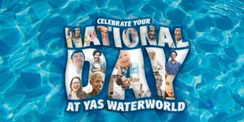 Yas Waterworld National Day Special Offer