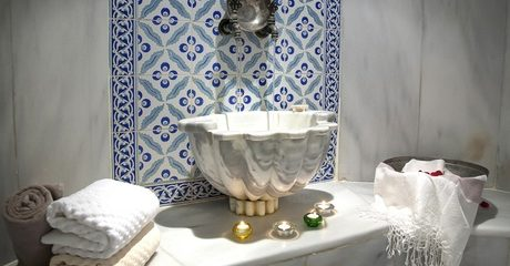 Choice of Moroccan Bath