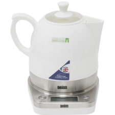 Deem Karak Tea Maker 1 Liter - White