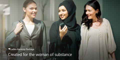 Ladies Banking Package
