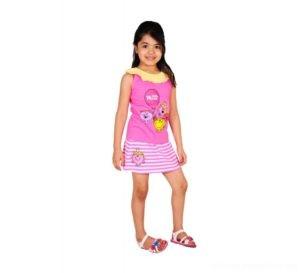 Little Miss Girls Top