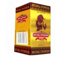 Musli Power Xtra - Pack of 90 Capsules