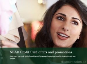 NBAD Credit Card offers