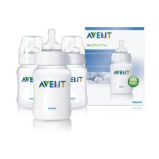 Philips Avent Classic Baby Bottle (3pack)