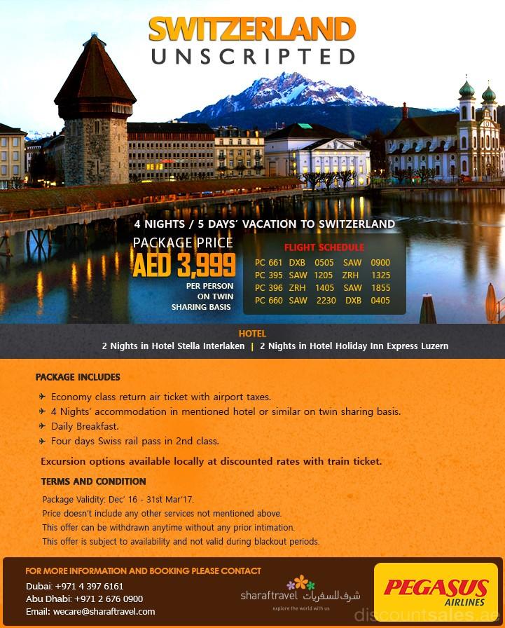 Switzerland unscripted
