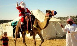 Christmas Desert Safari