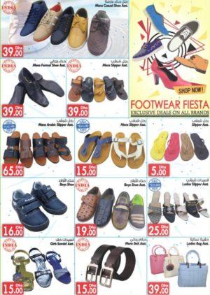 Footwear Fiesta
