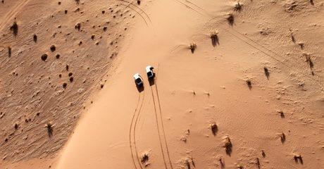 Lehbab Red Dunes Desert Safari