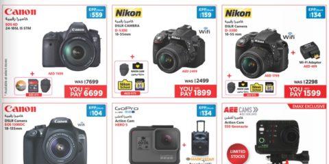 DSLR & Action Cameras