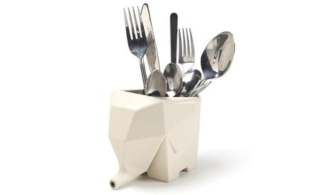 Elephant Cutlery Drainer