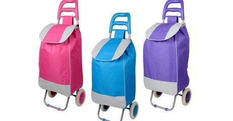 Grocery Bag on Wheels
