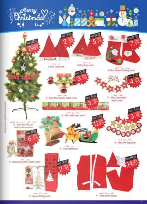 Christmas Items & Decorations