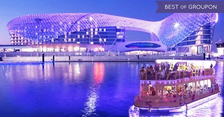 New Year's Eve Buffet Cruise: Child (AED 229)