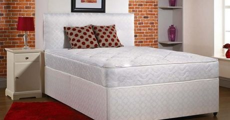 Classic Mattress with Protector