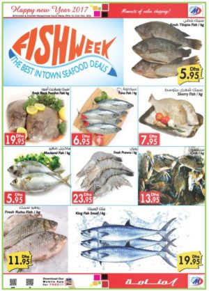 Fish Week Sale