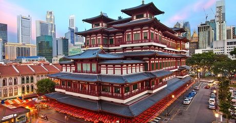 ✈Singapore Stay with Flights