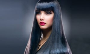 Natural Clip-On or Flip-In Hair Extensions