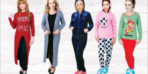 Assorted Ladies wear