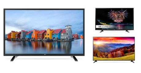 LG HD LED TV 32'' 43'' or 49''