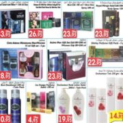 Assorted Perfumes Sale