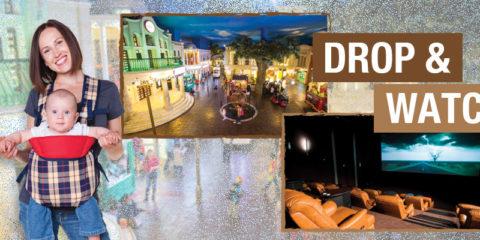 Reel Cinemas Drop & Watch