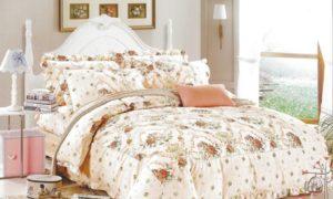 Six-Piece Bedsheets Set
