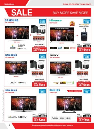 Smart TV Exclusive Offer
