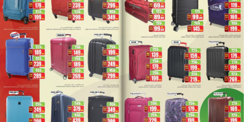 Travel Bags Discount Offer
