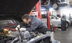 100-Point Car Inspection