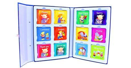 12-Piece Board Book Set