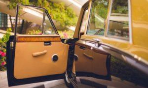 1973 Daimler Limousine Hire