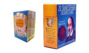 20-pack Shakespeare Children's Stories