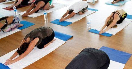 90-Minute Bikram Yoga