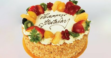 AED 100 Toward a Customised Cake