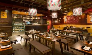 AED 50 Toward Thai Cuisine